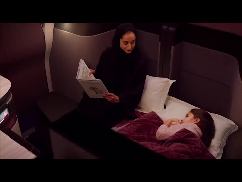 Fresh blankets and linen for your next Qatar Airways journey