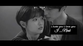 I hate you i love you - Ji woon and Ha won love story
