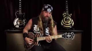 "Zakk Wylde Guitar Apprentice - ""Crazy Horse"" part 2"