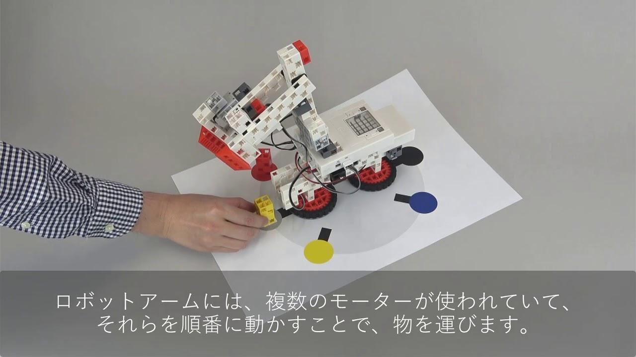 コードラーナー Pythonロボティクス講座 作例紹介