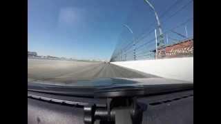 Jason Shulko bump drafting Daytona speedway #1
