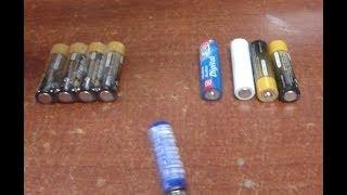 PİL BOŞ MU DOLUMU? (to test batteries) Bugün Ne Deneyelim? -5-