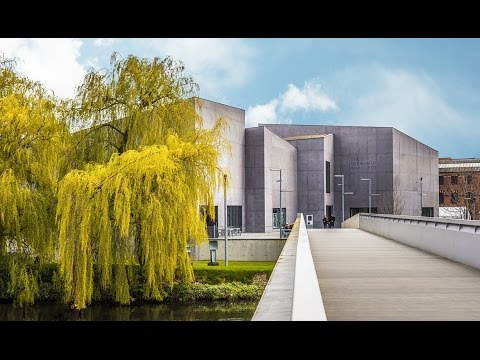 Art Fund Museum of the Year Finalist: The Hepworth Wakefield