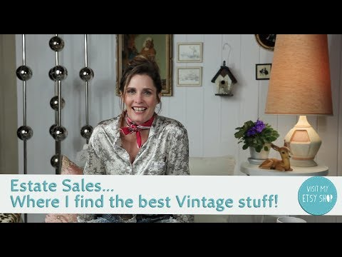 Retro Style Lookbook & Estate Sale Vintage Haul | Channel Introduction | House of Couchie
