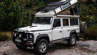 Overland Inspiration: Land Rover Defender 110 Camper 7 Months in Africa with Juba's Journey's [ROAM]