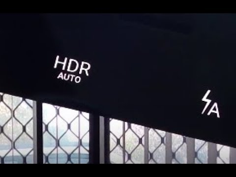 Samsung Galaxy S8: How to Turn Camera HDR Mode to On / Off / Auto