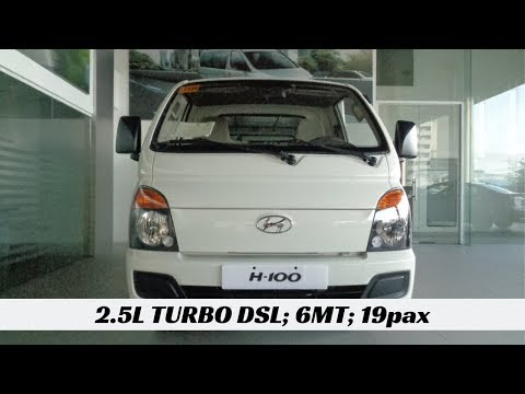 2018 Hyundai H100 In-Depth Tour
