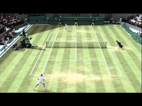 Boris Becker v Stefan Edberg - Wimbledon Final - Grand Slam Tennis 2