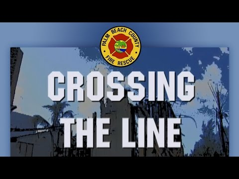Crossing The Line July 2016