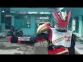 Terungkap!! Cara Menggunakan Kostum Bima X Satria Heroes