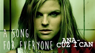 Watch Ana Johnsson A Song For Everyone video