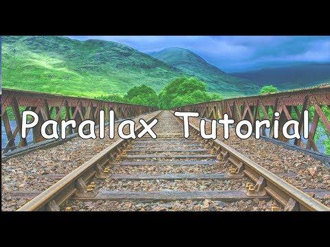 Parallax Scrolling effect | HTML & CSS tutorial thumbnail