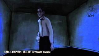 LUTINS 2014 - extrait du film une chambre bleue de Tomasz Siwinski