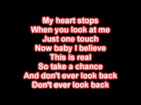 Katy Perry - Teenage Dream [Lyrics on Screen]