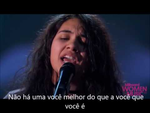Alessia Cara - Scars to Your Beautiful (Tradução português)