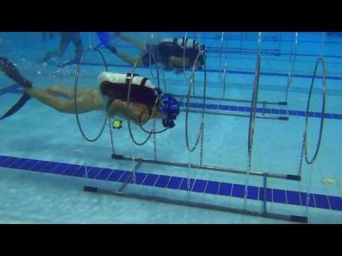 CMAS GAMES-2013 SPORT DIVING /short version/