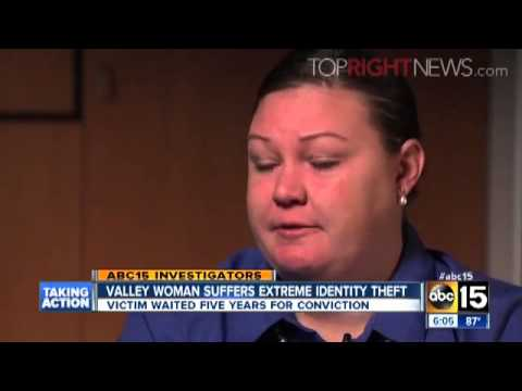 Arizona Woman Has Credit Trashed by Illegal Alien - Takes Years to Get Justice