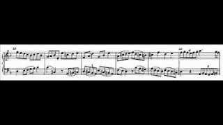 J.S. Bach - BWV 1080 - (16) Canon alla duodecima