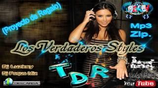 !!Los Styles de Dj Peque Mix Ft.Dj Luzkey Rola Mp3+Proyecto de Regalo !!