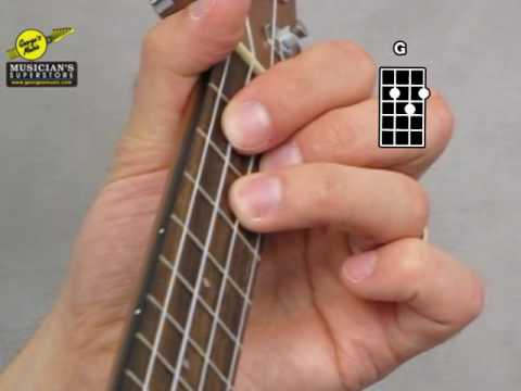 Learn to Play Over the Rainbow on Ukulele - George's Music Ukulele Lesson