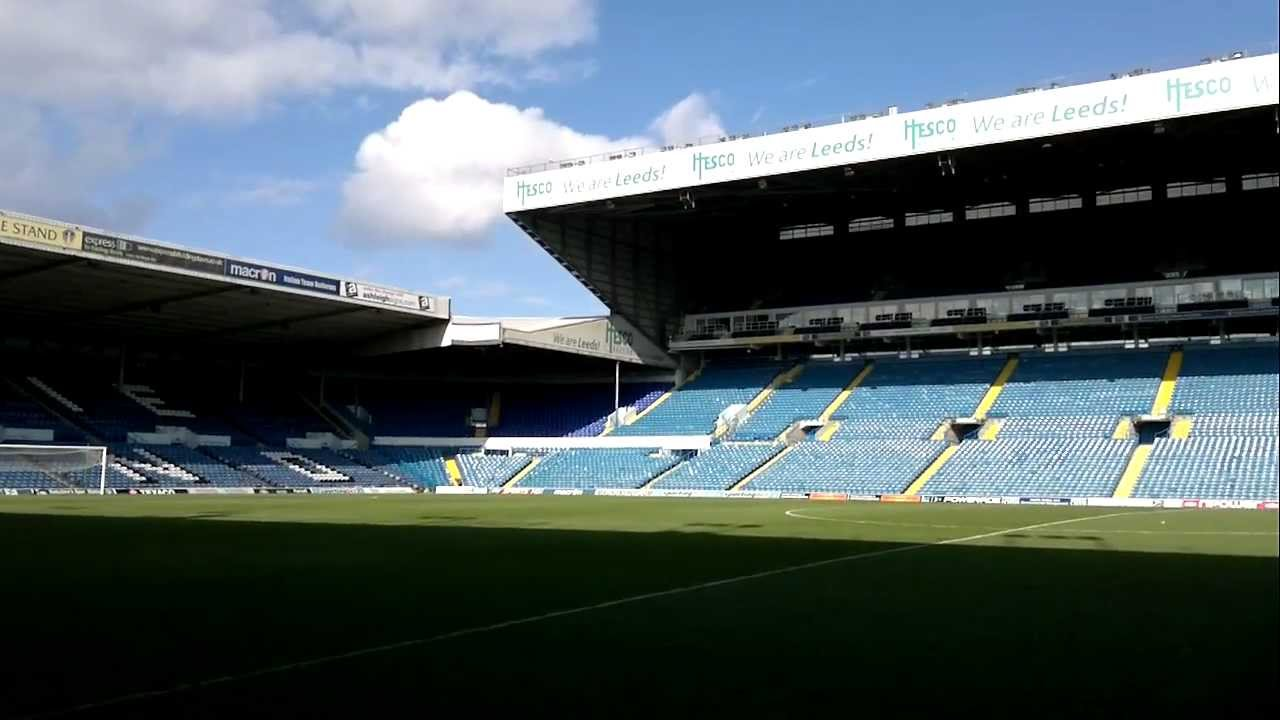 Elland Road Leeds United Stadium Youtube