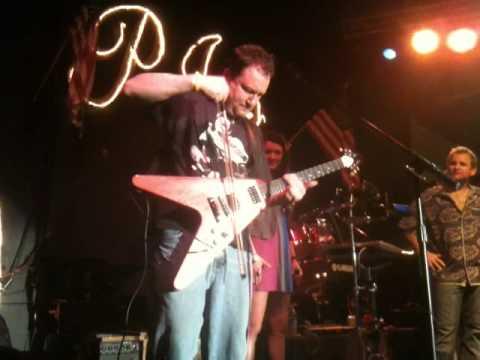 "Mitch Mann on Guitar -  ""Whole Lotta Love"" Solo"