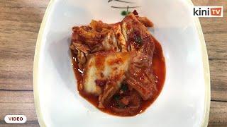 Netizen Korea Selatan dan China 'bergaduh' kerana Kimchi