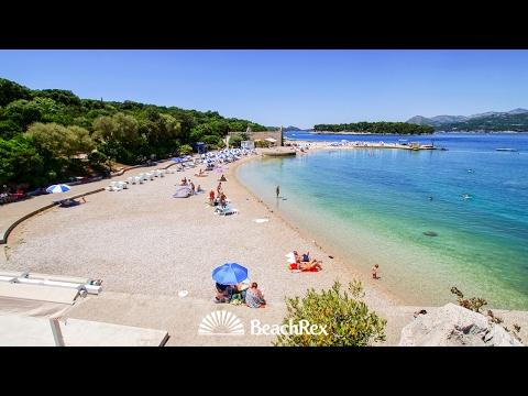 beach Copacabana, Dubrovnik, Croatia