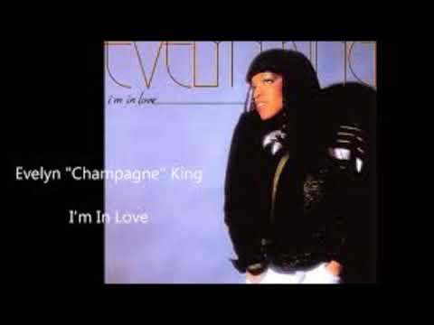 EVELYN 'CHAMPAGNE' KING -  I'm In love(HD) mp3