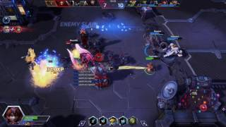 Heroes Of The Storm Chroamie is a BEAST