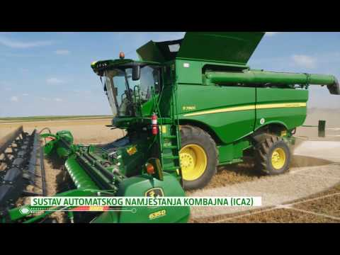 S700 The Automated Combine