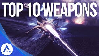 Skyrim Special Edition - Top 10 Weapon Mods  - Xbox/PS4