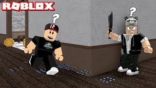 Which one of us is the killer? Who We Played Killer - Roblox Murder Mystery 2 with Panda