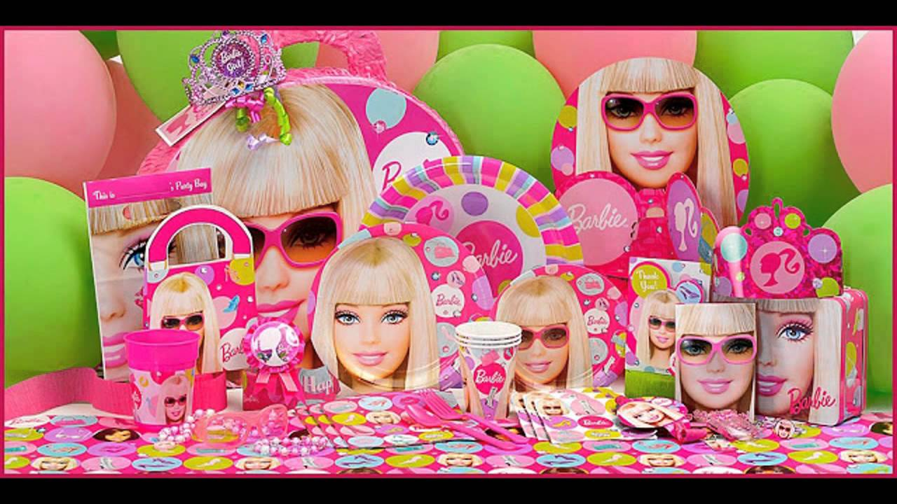 Toddler Girl Birthday Party Themes Decorations At Home