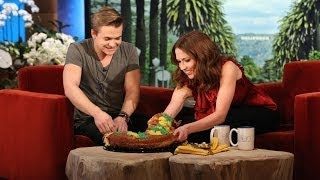 Hunter Hayes' King Cake