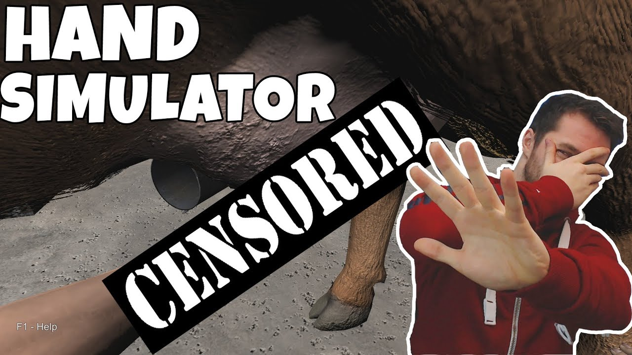 Most Sexual Game On Steam - Hand Simulator - Youtube-2529