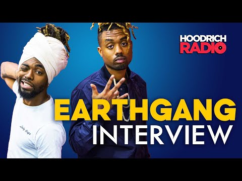 DJ Scream - EarthGang On New Album Mirrorland, Overseas Tour Life, & Spreading Culture
