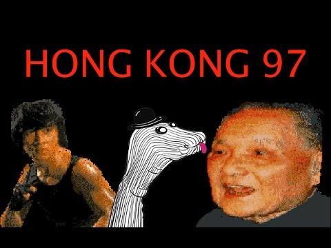 Probably the worst game ever - Hong Kong 97 (Super Famicom)