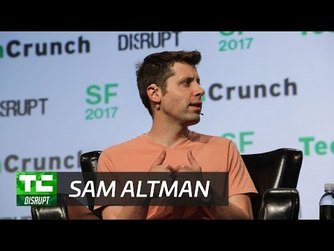 Sam Altman's Secret Recipe | Disrupt SF 2017