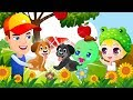 Jan cartoon | The dog changed color #4 | CartoonS for KidS - JAC