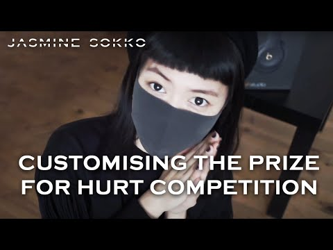 Customising The Prize For The 'HURT' Competition