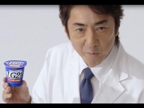 明治 乳酸菌 cm 薬師丸 ひろ子