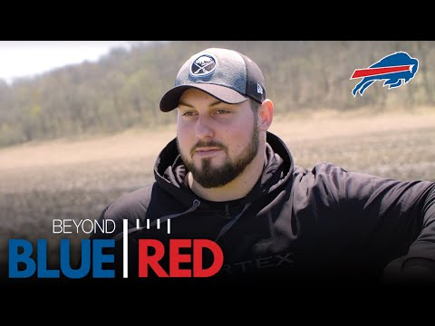 the latest b63d0 a16ea Ryan Groy | Beyond Blue and Red | Buffalo Bills - YouTube