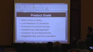 CUFP 2013: Gregg Lebovitz: Building a commercial development platform in Haskell