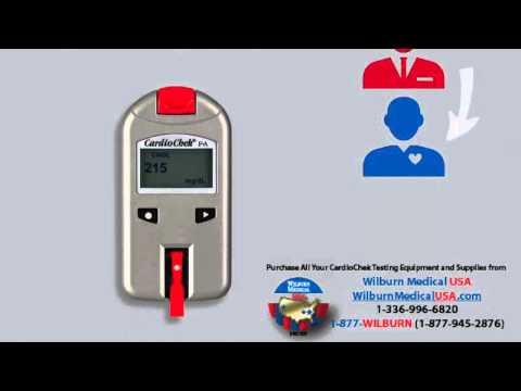 CardioChek PA Product Video