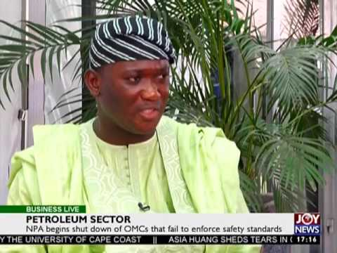 Petroleum Sector - Business Live on JoyNews (23-5-17)