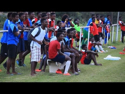 The Ghana school where football and education go hand-in-hand
