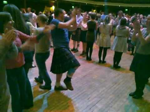 Ceilidh with Clachan Yell - Music hall, Aberdeen 29. 3. 2013, part III.