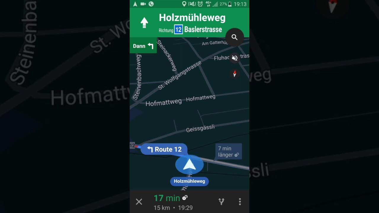 Google Maps Straße Hinzufügen
