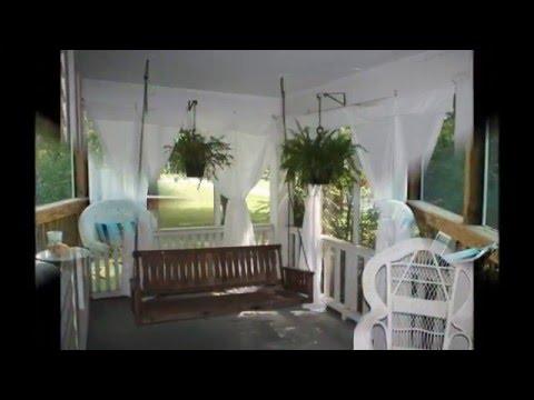 Красивые террасы к дому, как сделать их уютными и красивыми. Фото